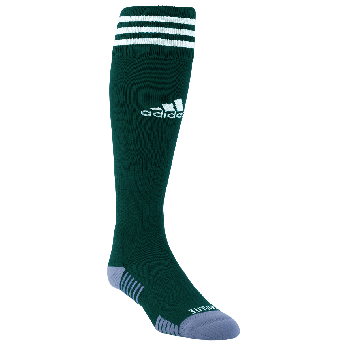 adidas Dark Green Copa Zone Cushion IV Socks