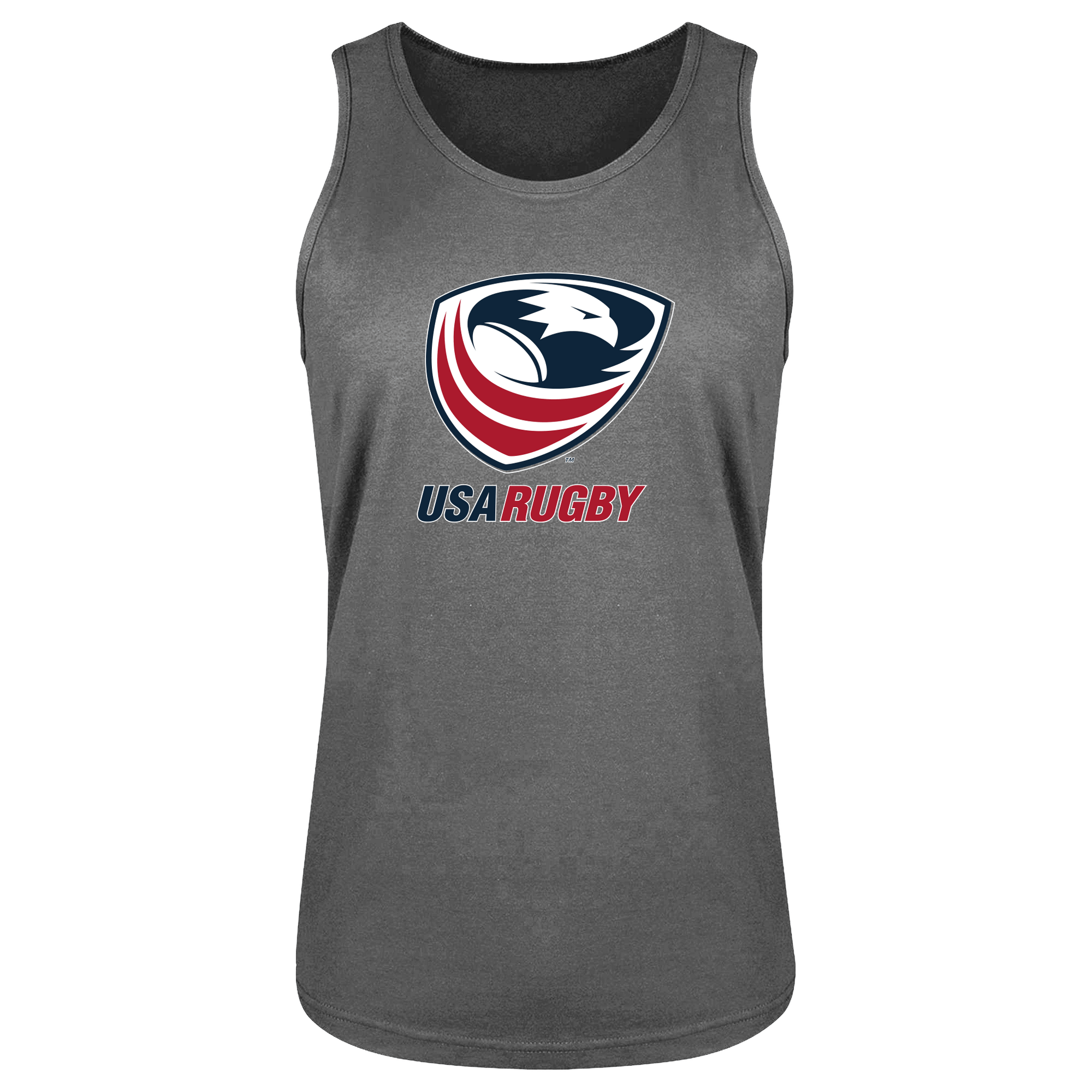 USA Rugby Unisex Bingtang Singlet Grey