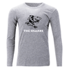 The Sharks Off Field T-Shirt LS