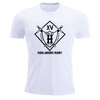Chapel Hill Highlanders Rugby T-Shirt White