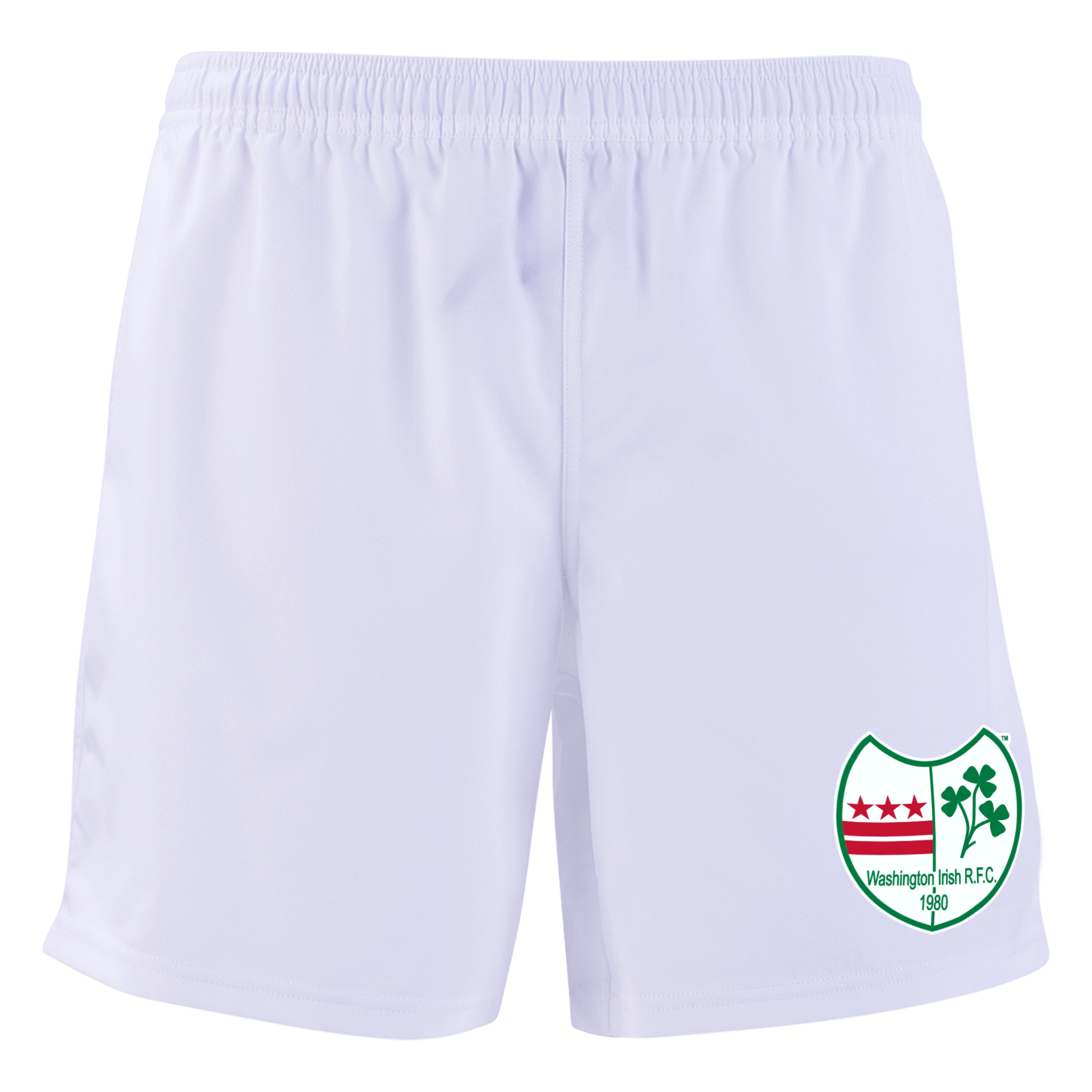 Washington Irish Rugby Men's Athletic Long Shorts