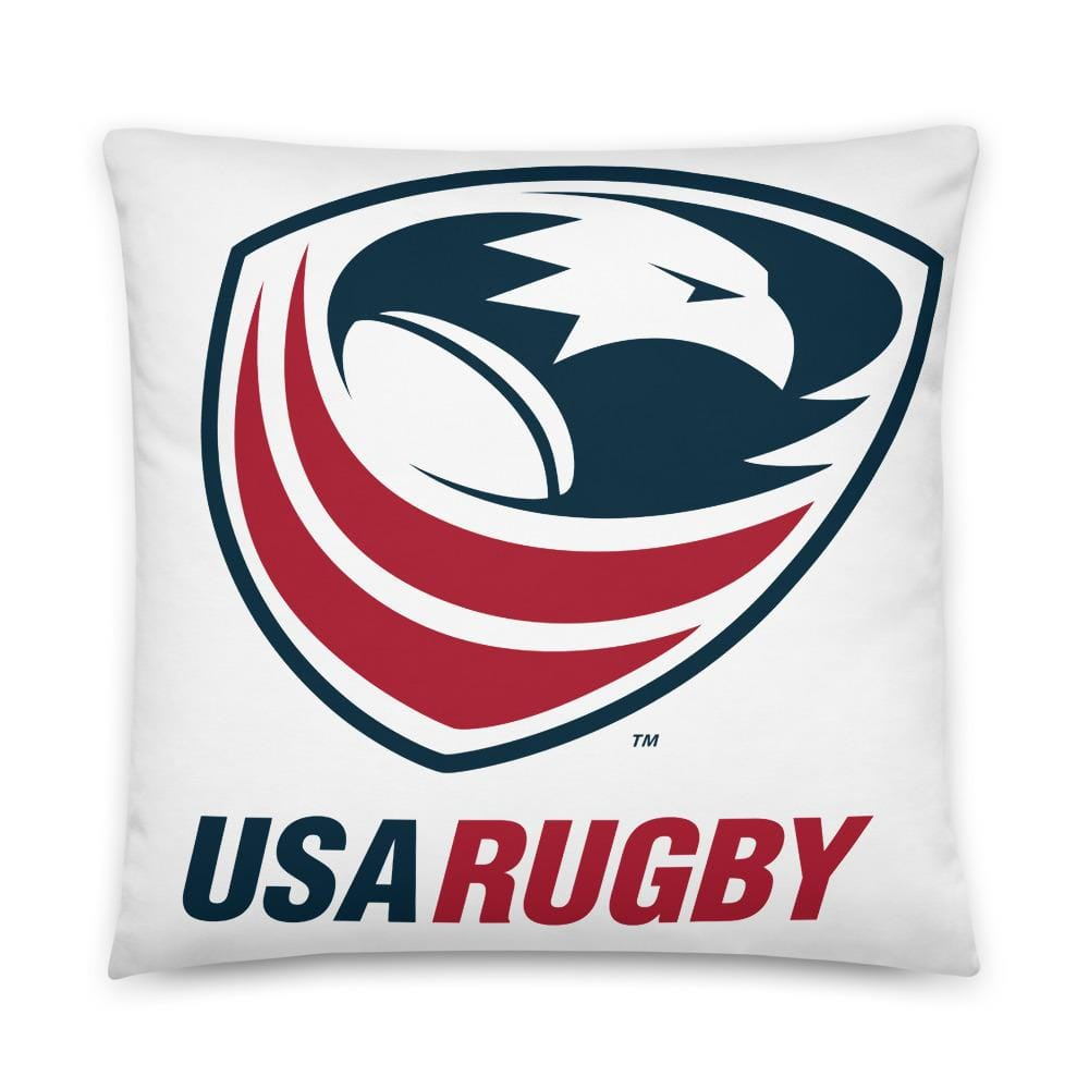 USA Rugby Basic Pillow