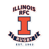 Illinois RFC Stickers