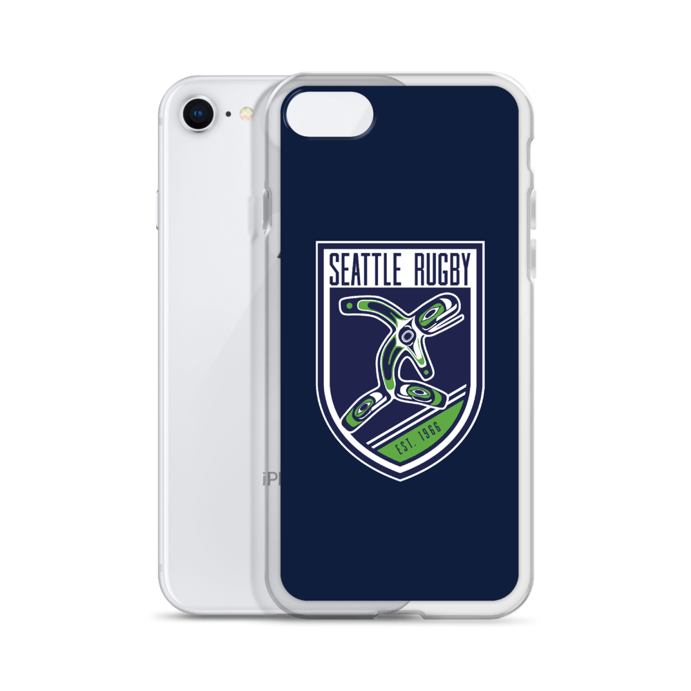 Seattle Rugby Club iPhone Case