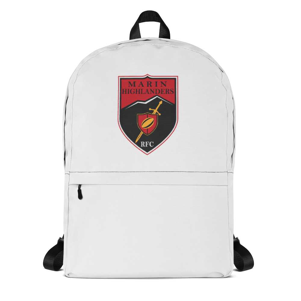 Marin Highlanders Rugby Backpack