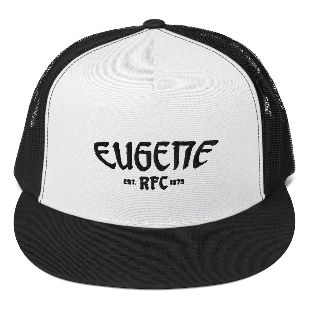 Eugene Stags Rugby Trucker Cap