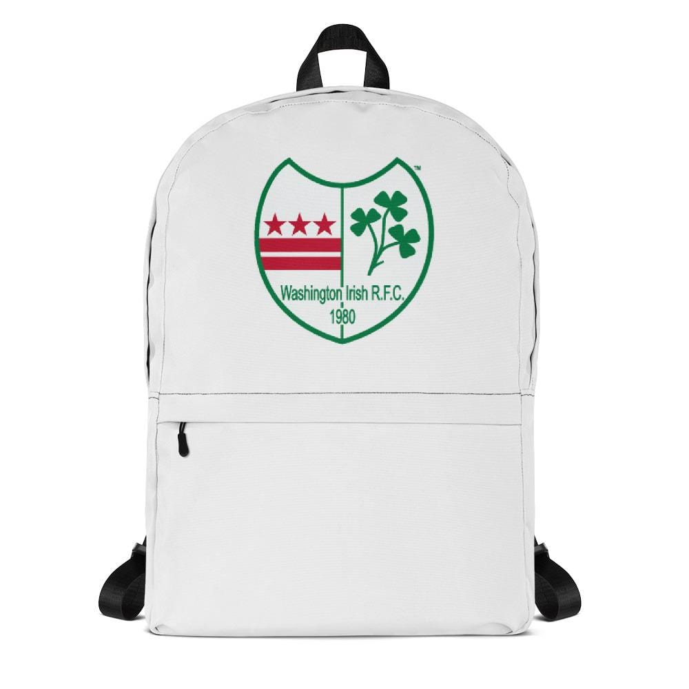 Washington Irish Rugby Backpack