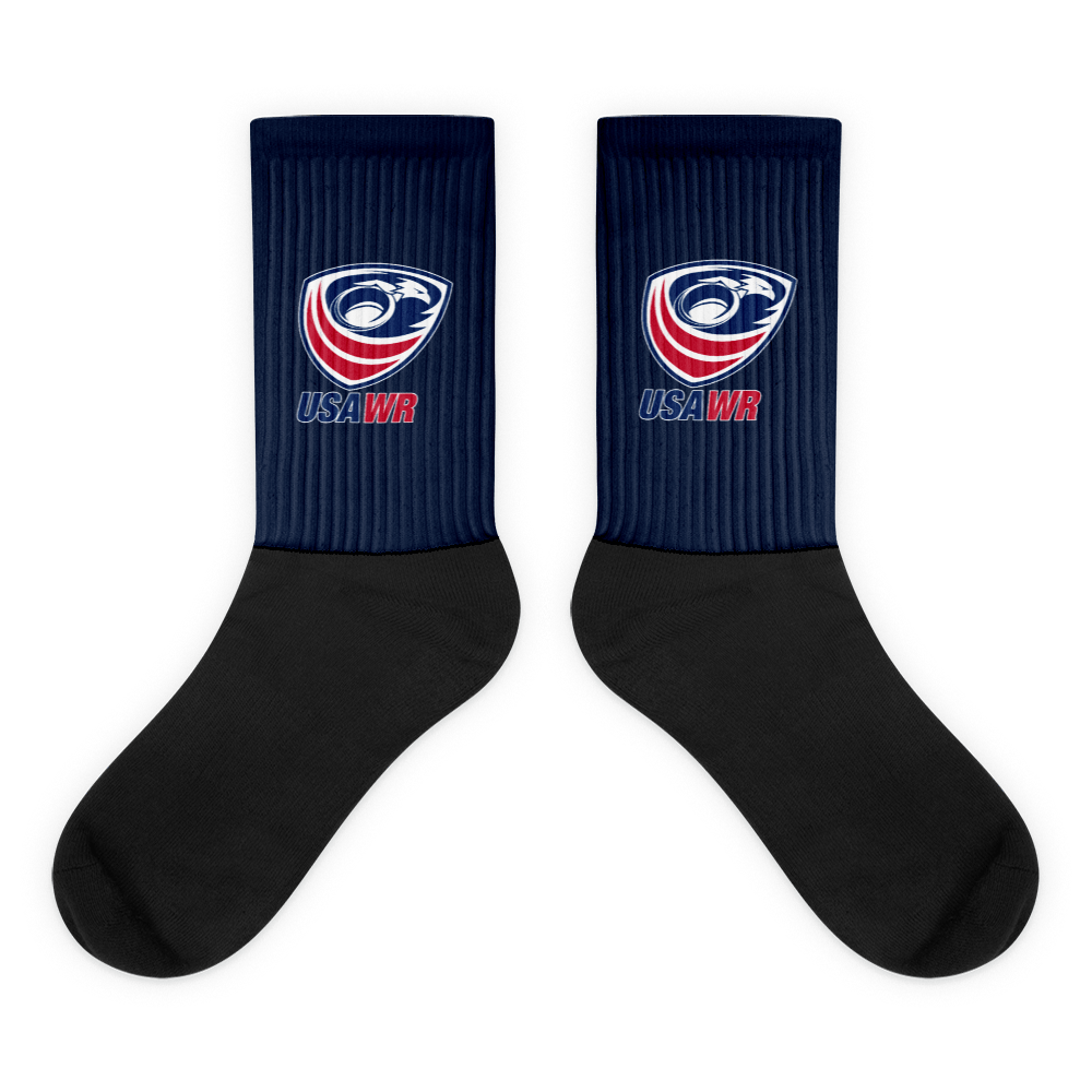 USA Wheelchair Rugby Socks