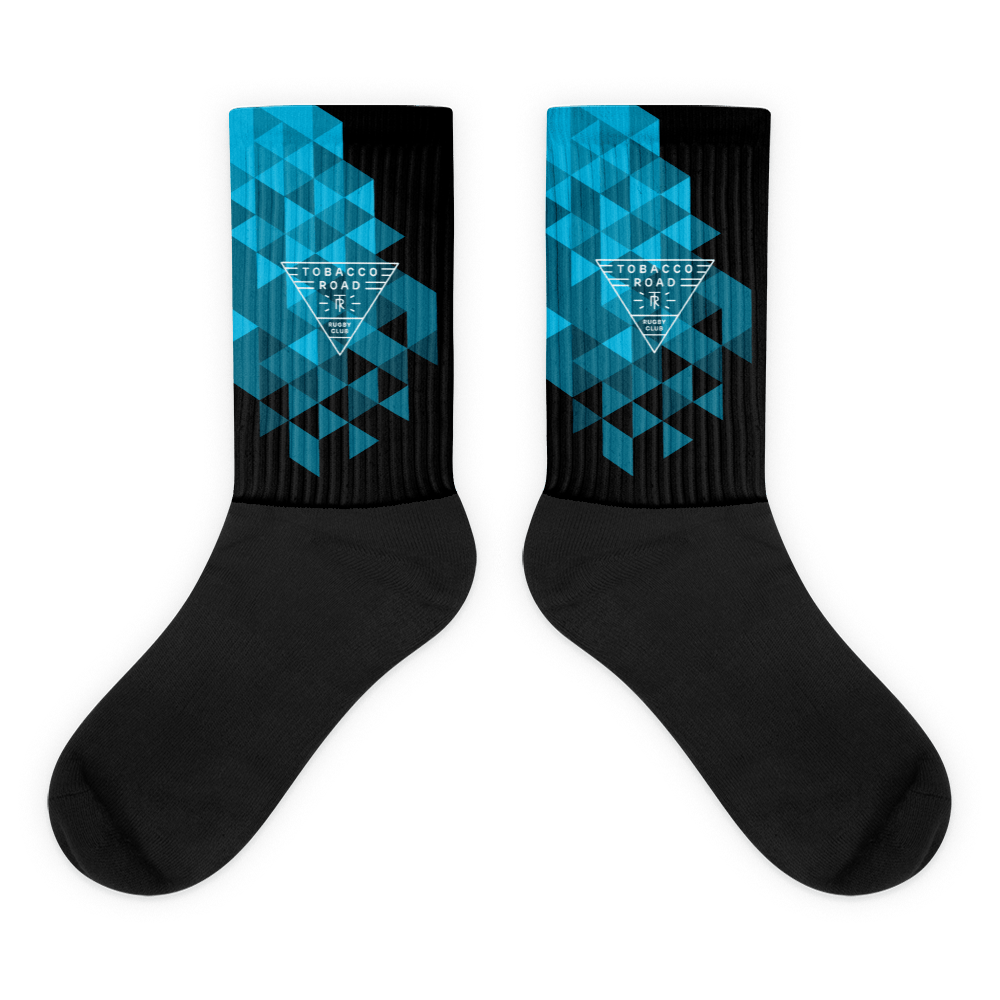 Tobacco Road Rugby TV Socks