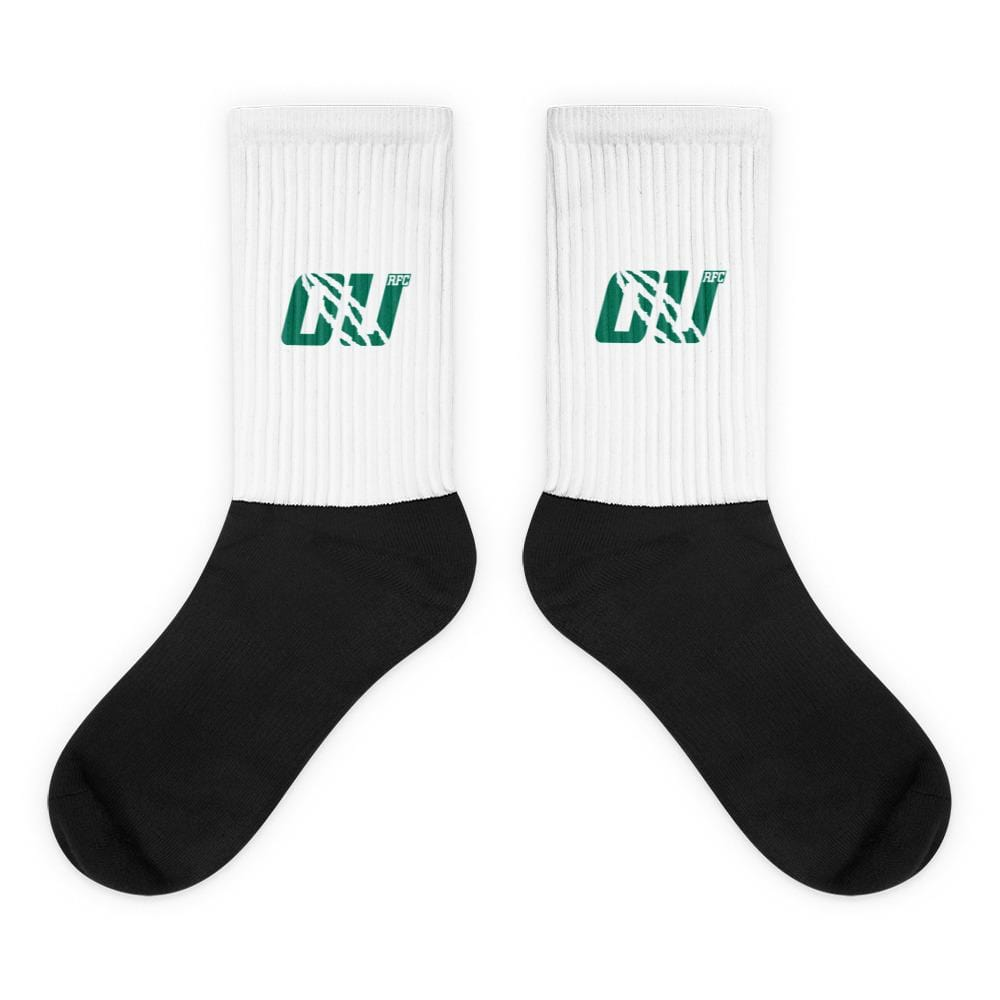 Ohio University Socks