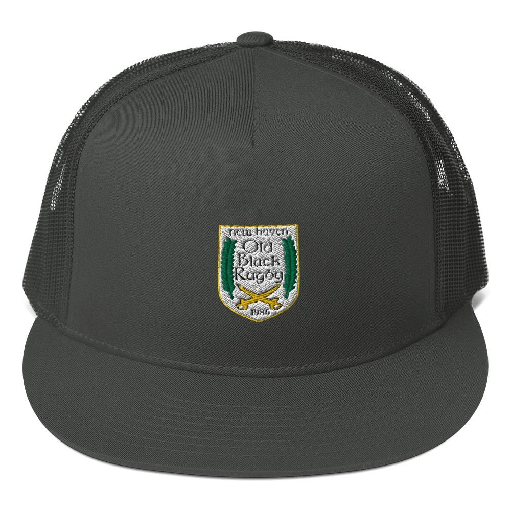 New Haven Rugby Mesh Back Snapback
