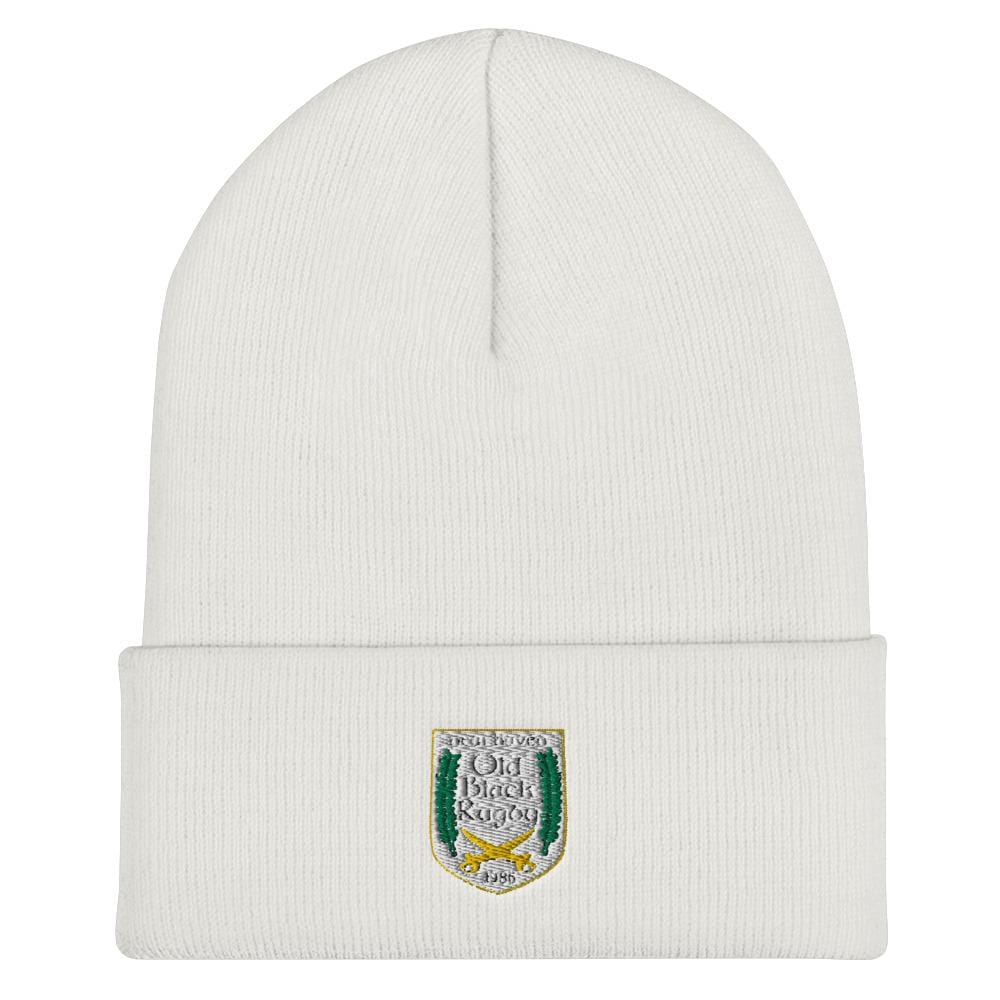 New Haven Rugby On Field Training Beanie White