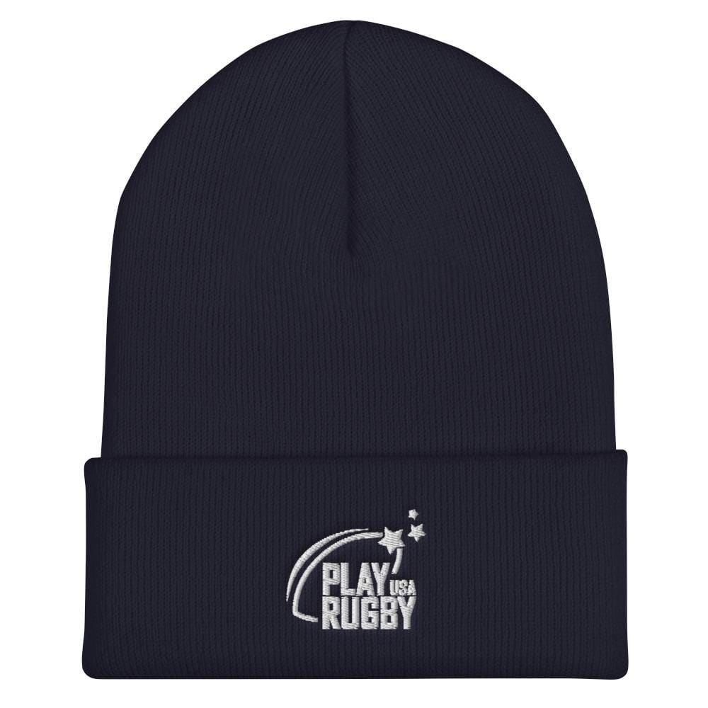 Play Rugby USA On Field Training Beanie Navy