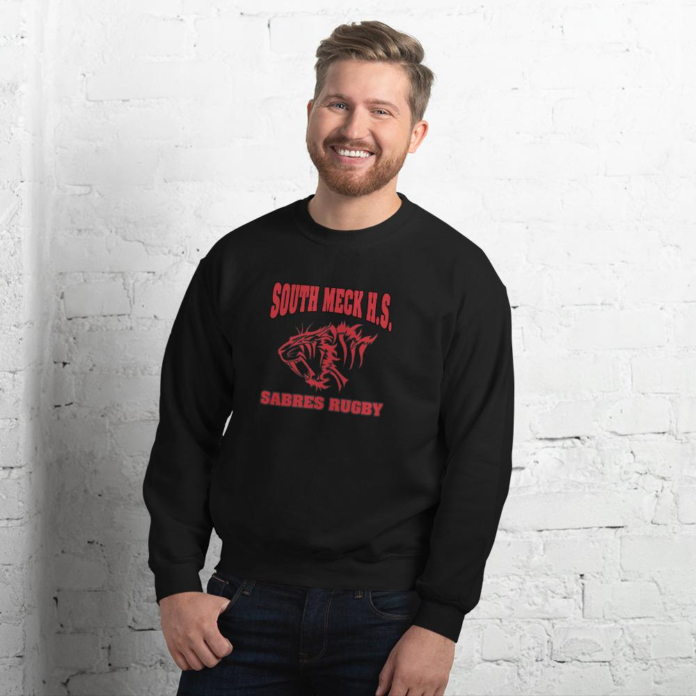 South Mecklenburg High School Unisex Sweatshirt Black