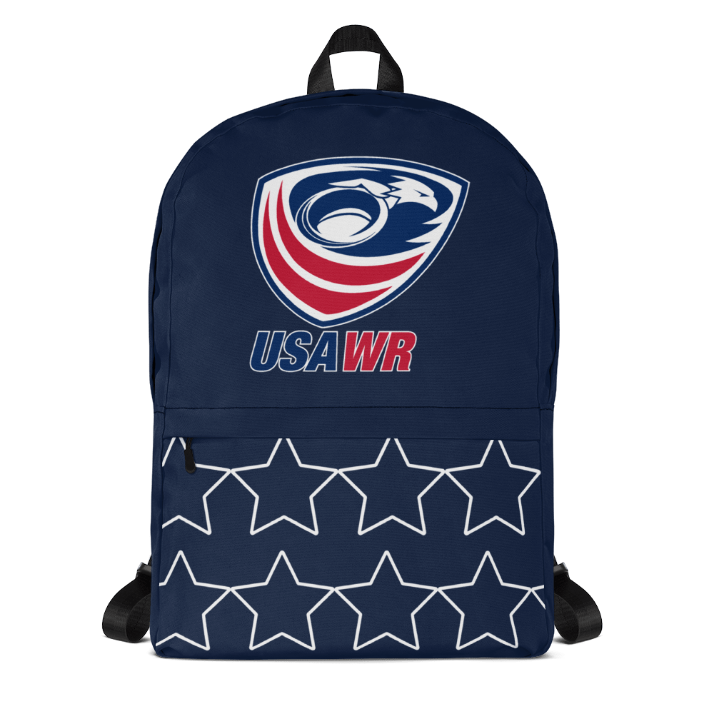 USA Wheelchair Rugby Backpack