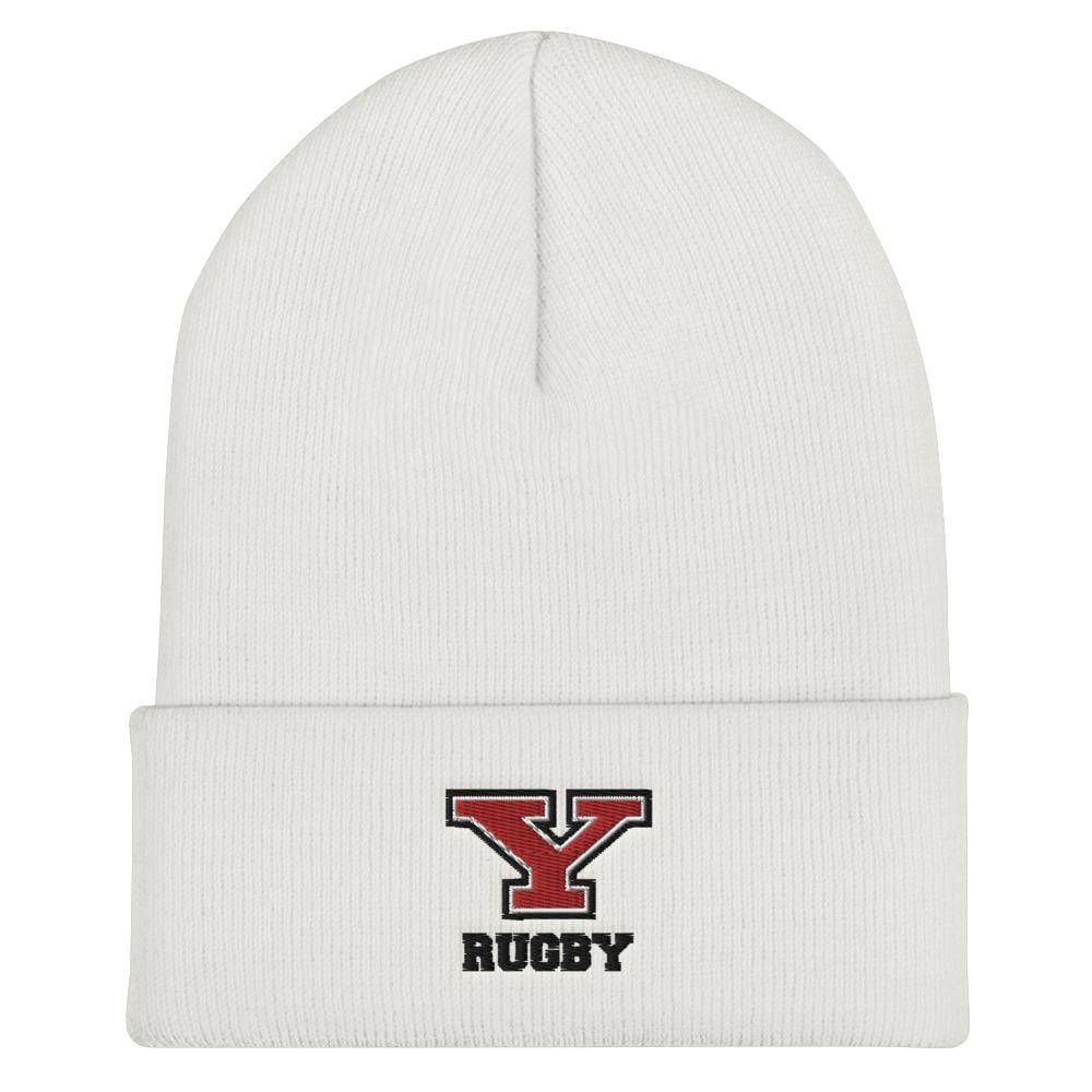 Youngstown Rugby On Field Training Beanie White