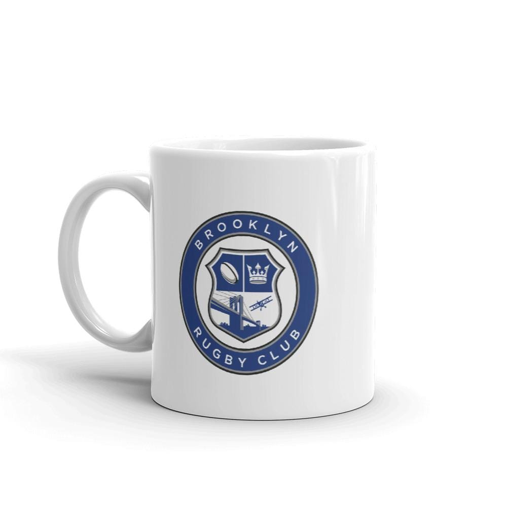 Brooklyn Rugby Club Rugby Mug
