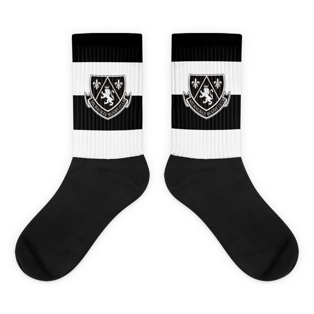 Milwaukee Rugby RFC TV Socks