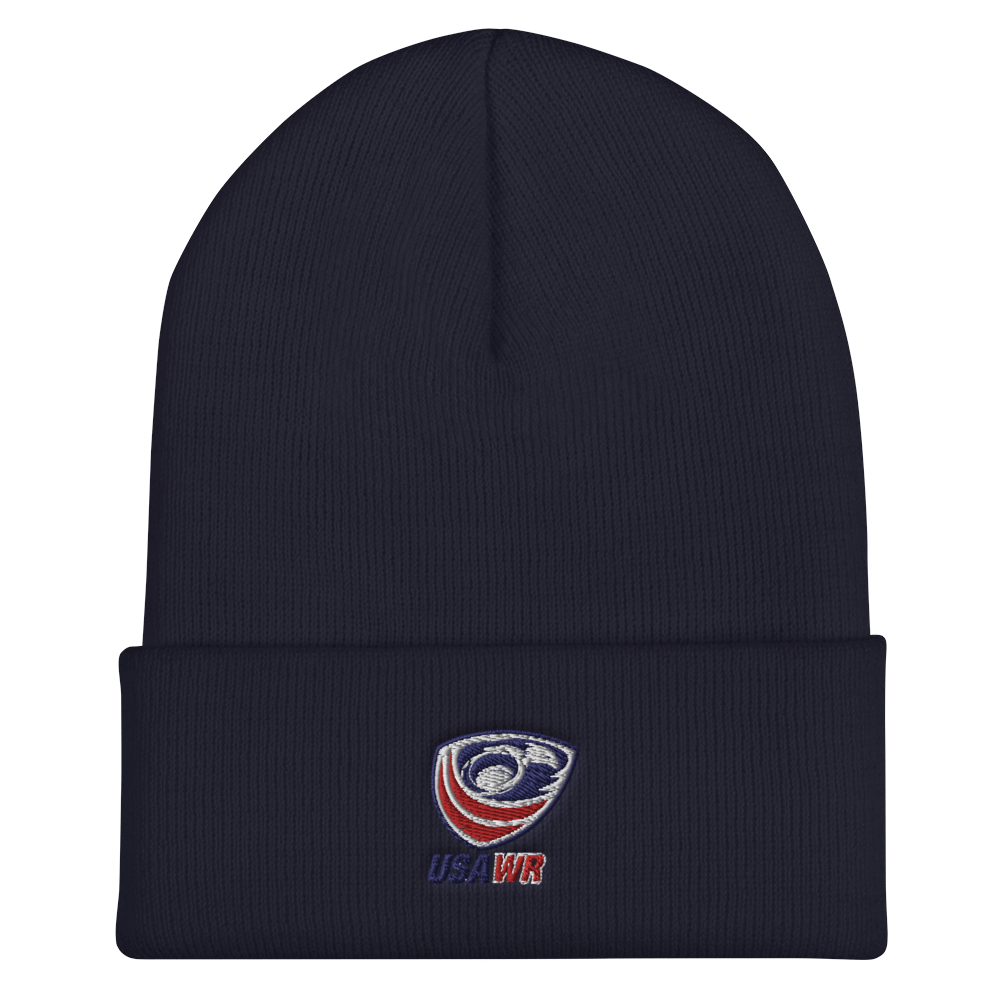 USA Wheelchair Rugby On Field Training Beanie Navy