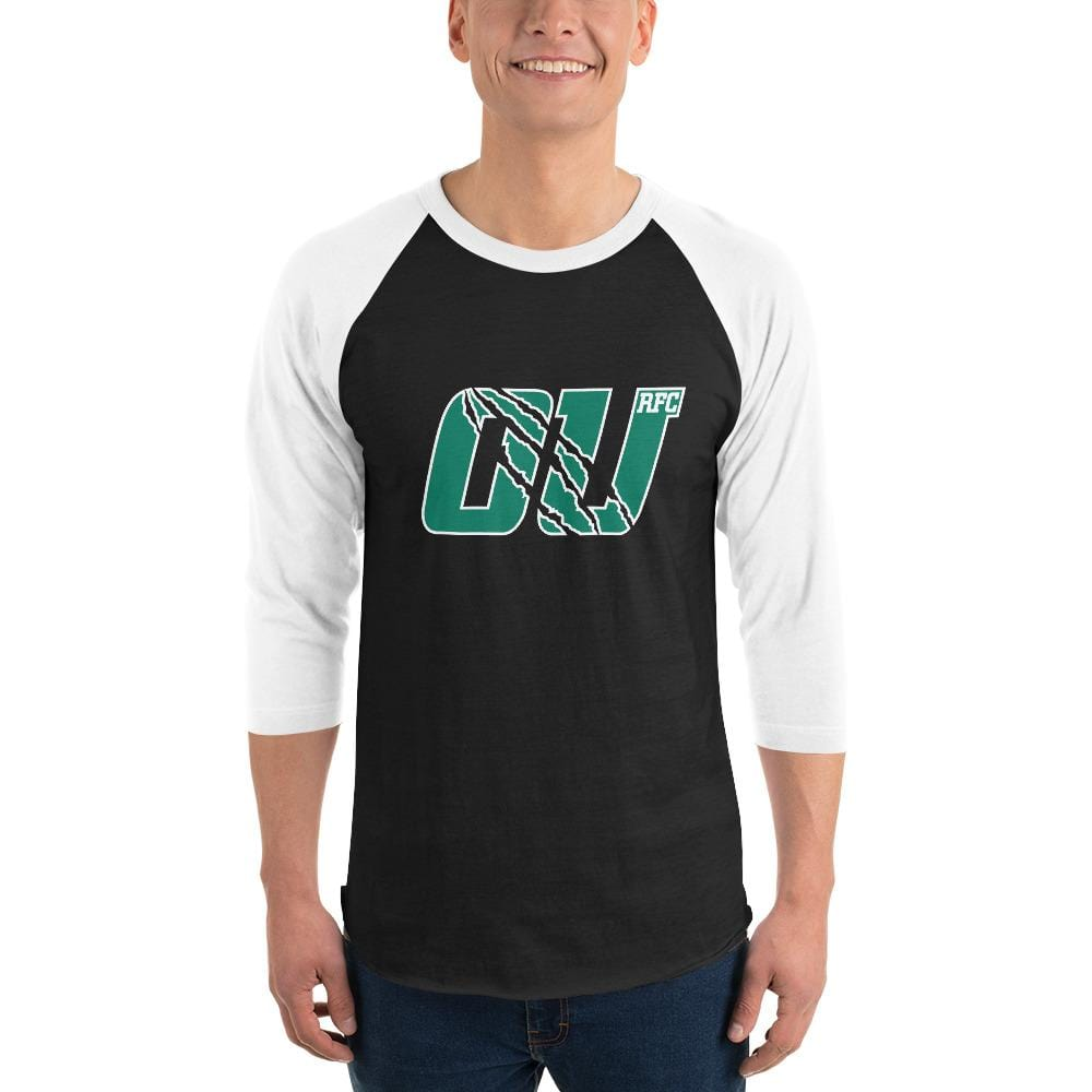 Ohio University 3/4 Sleeve Raglan Shirt