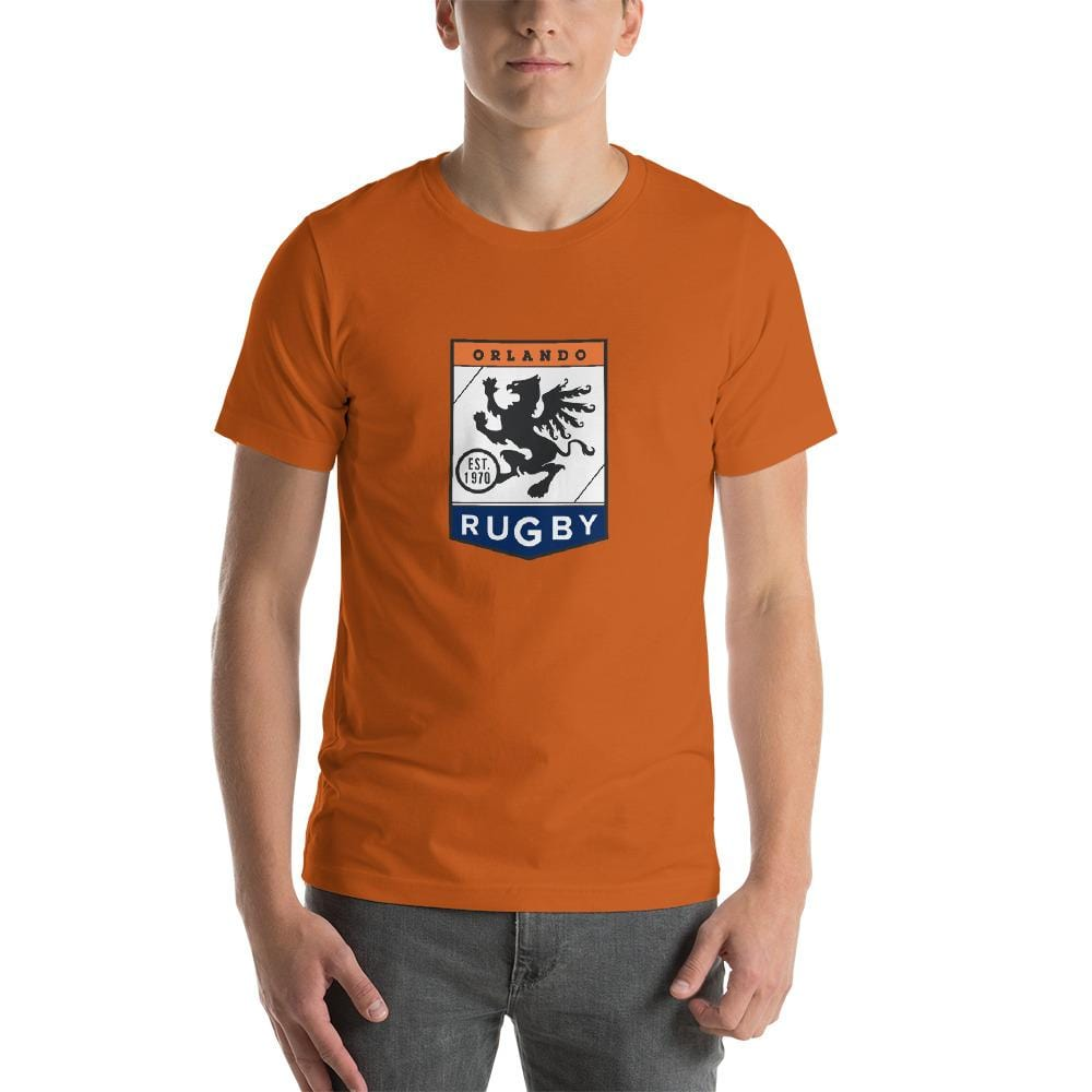 Orlando Rugby Club Short-Sleeve Unisex T-Shirt Autumn