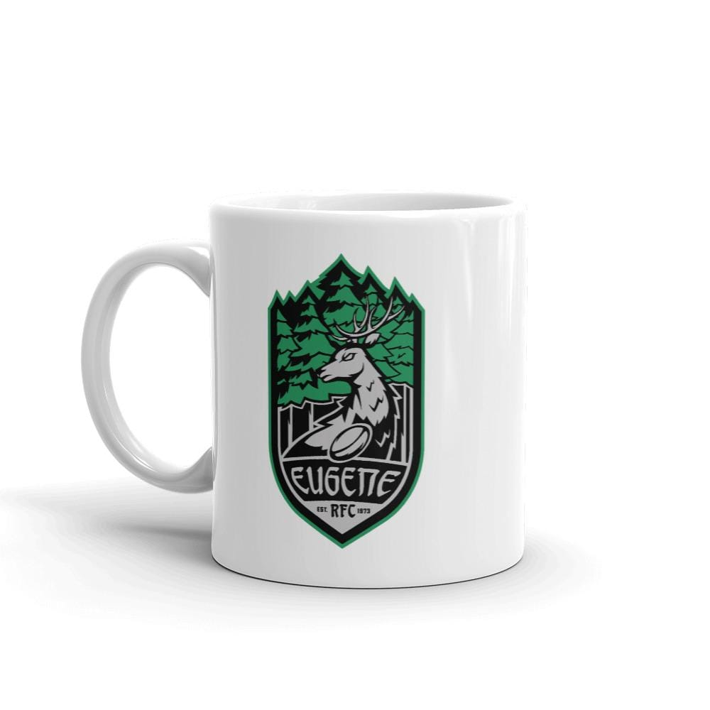 Eugene Stags Rugby Mug