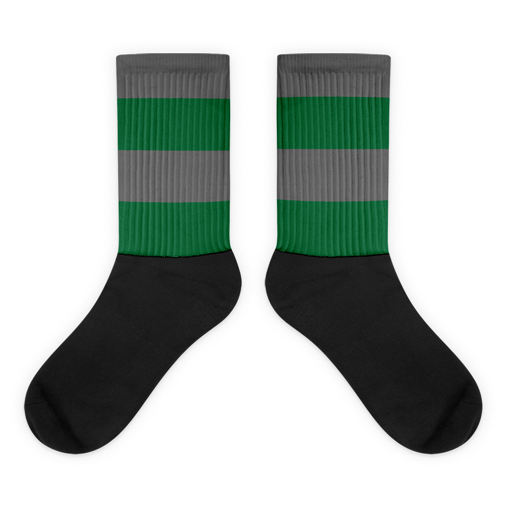 Eugene Stags Rugby TV Socks