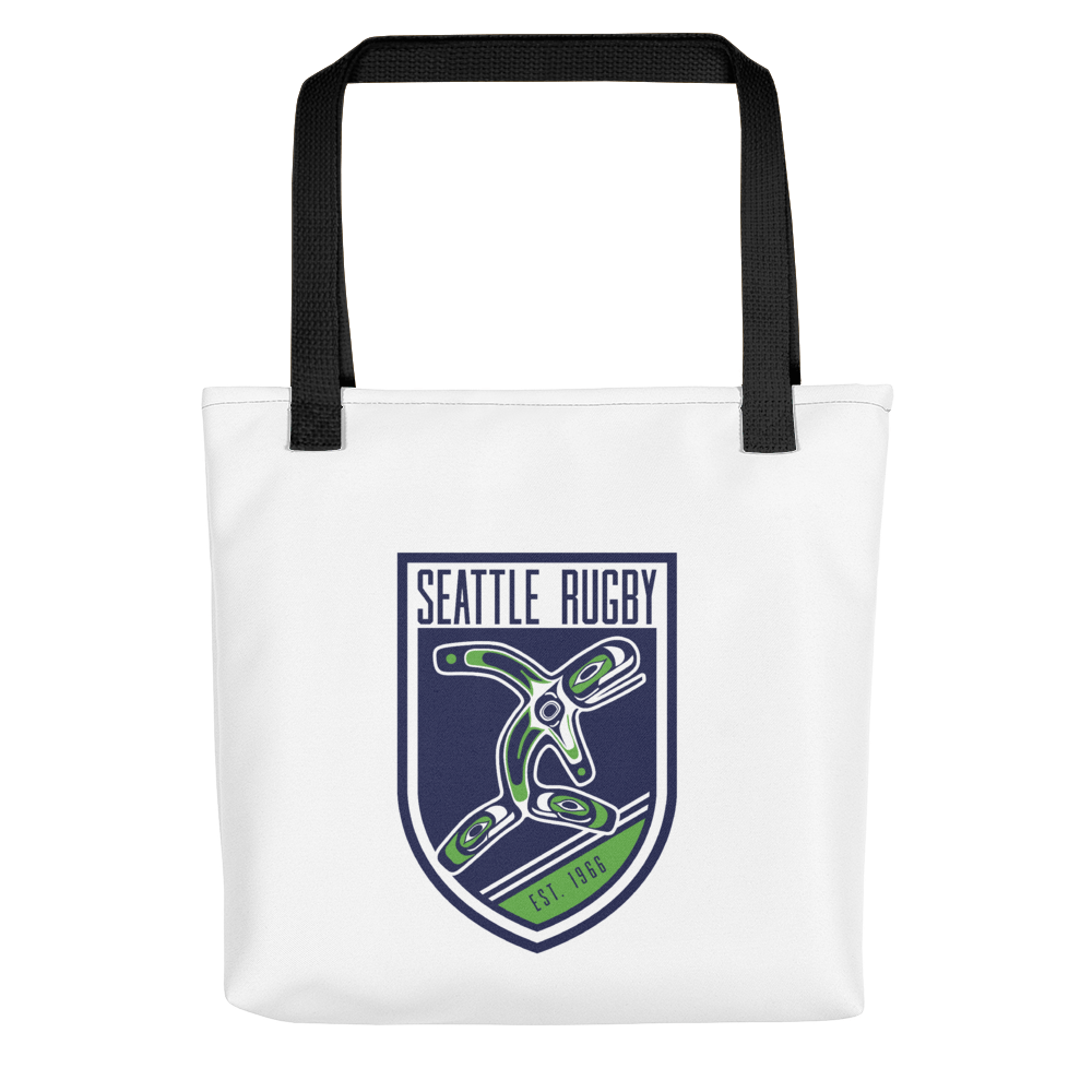 Seattle Rugby Club Tote Bag