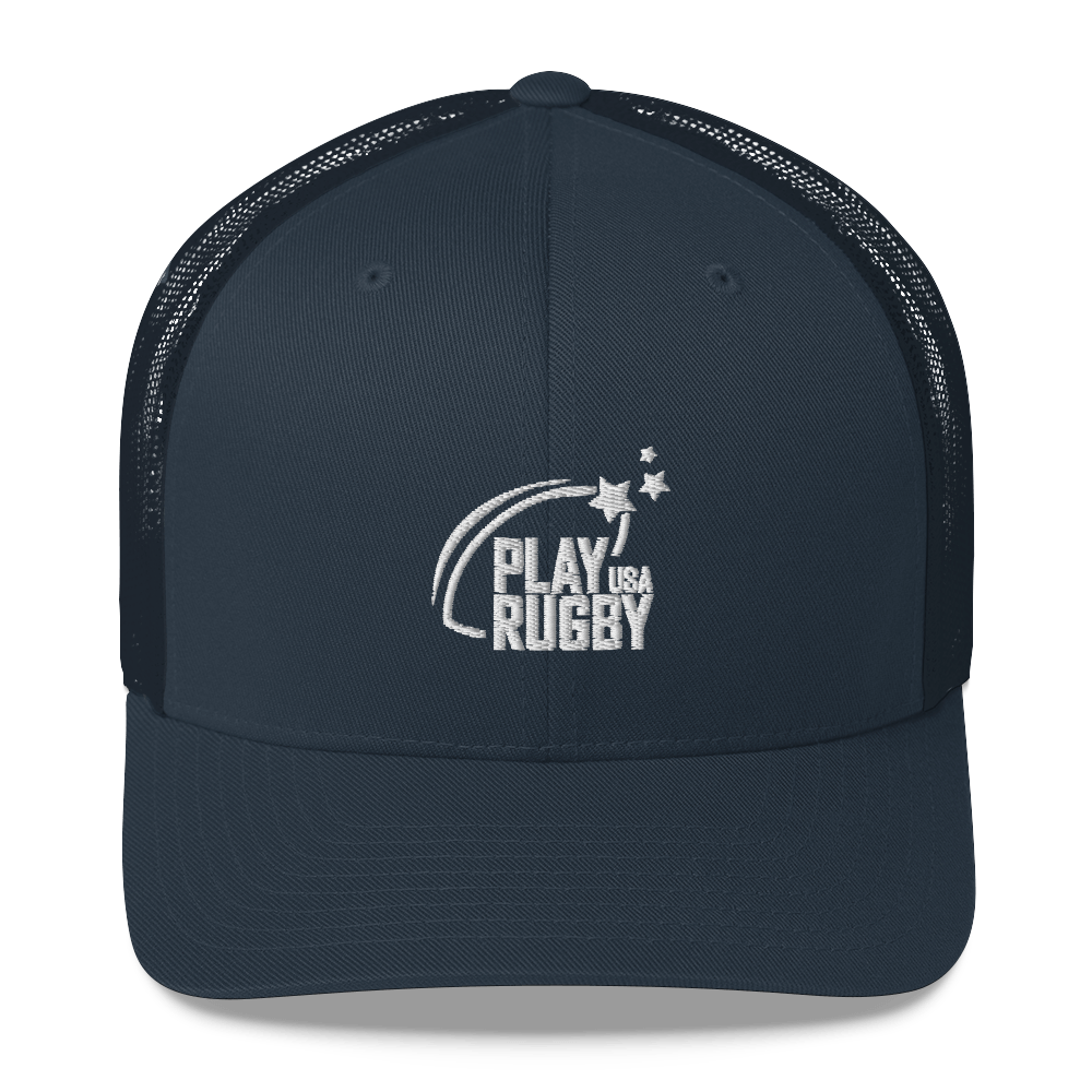 Play Rugby USA Trucker Cap