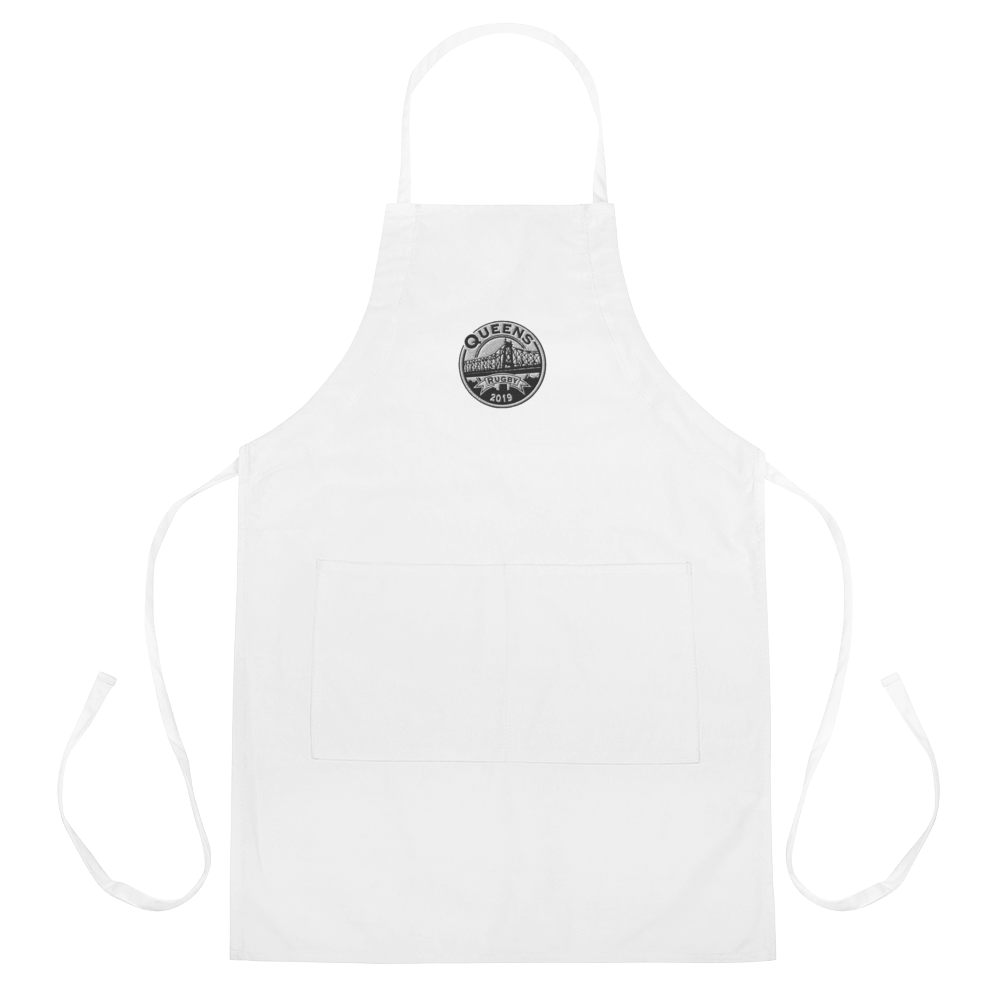 Queens Rugby Club Embroidered Apron