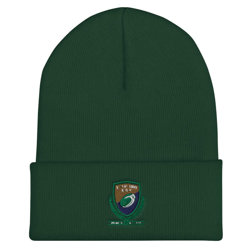 SOUTHERN PINES RFC On Field Training Beanie Green