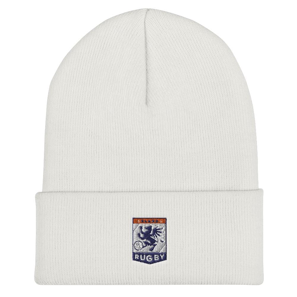 Orlando Rugby Club On Field Training Beanie White