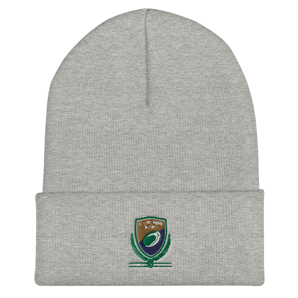 SOUTHERN PINES RFC On Field Training Beanie Grey