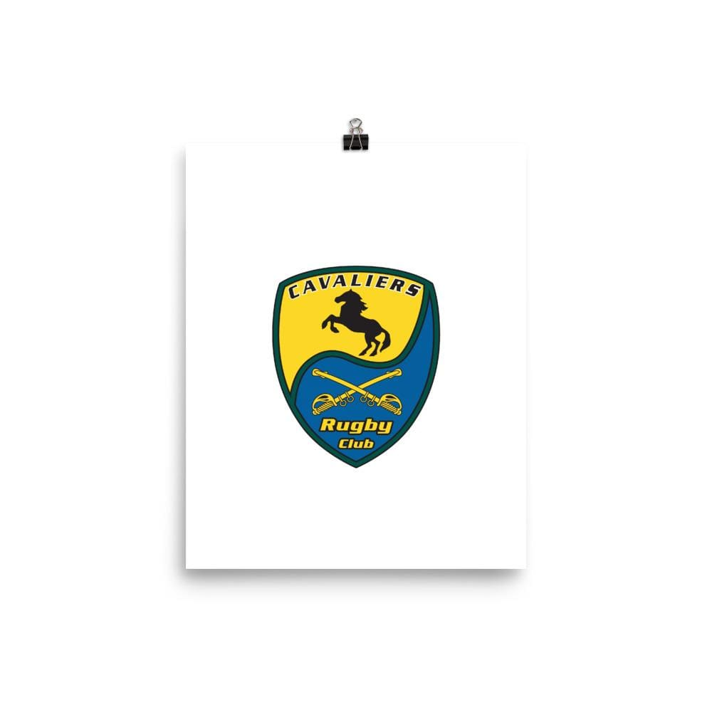 World Rugby Shop Pleasanton Cavaliers Poster in the  category