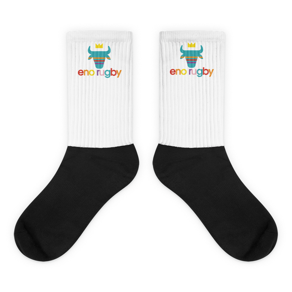 Eno River TV Socks