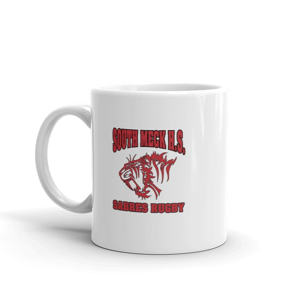 South Mecklenburg High School Rugby Mug