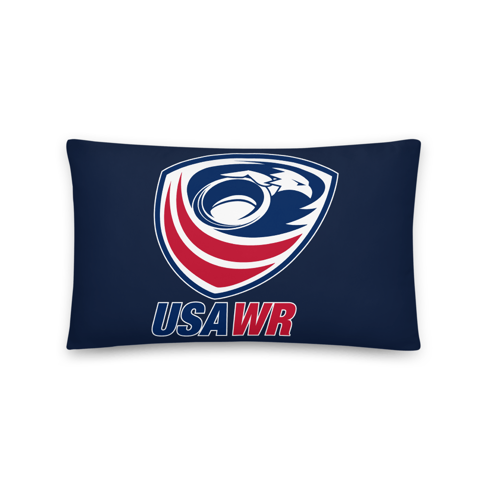 USA Wheelchair Rugby Basic Pillow