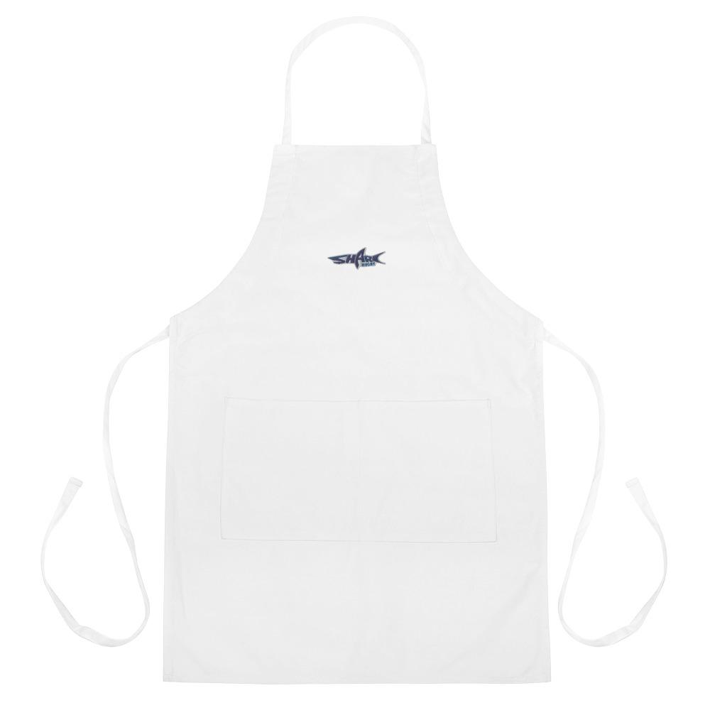 Sharks Rugby Embroidered Apron