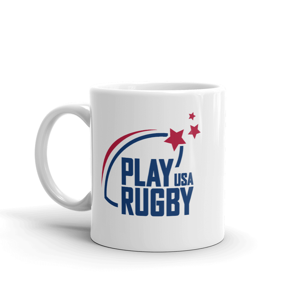 Play Rugby USA Rugby Mug