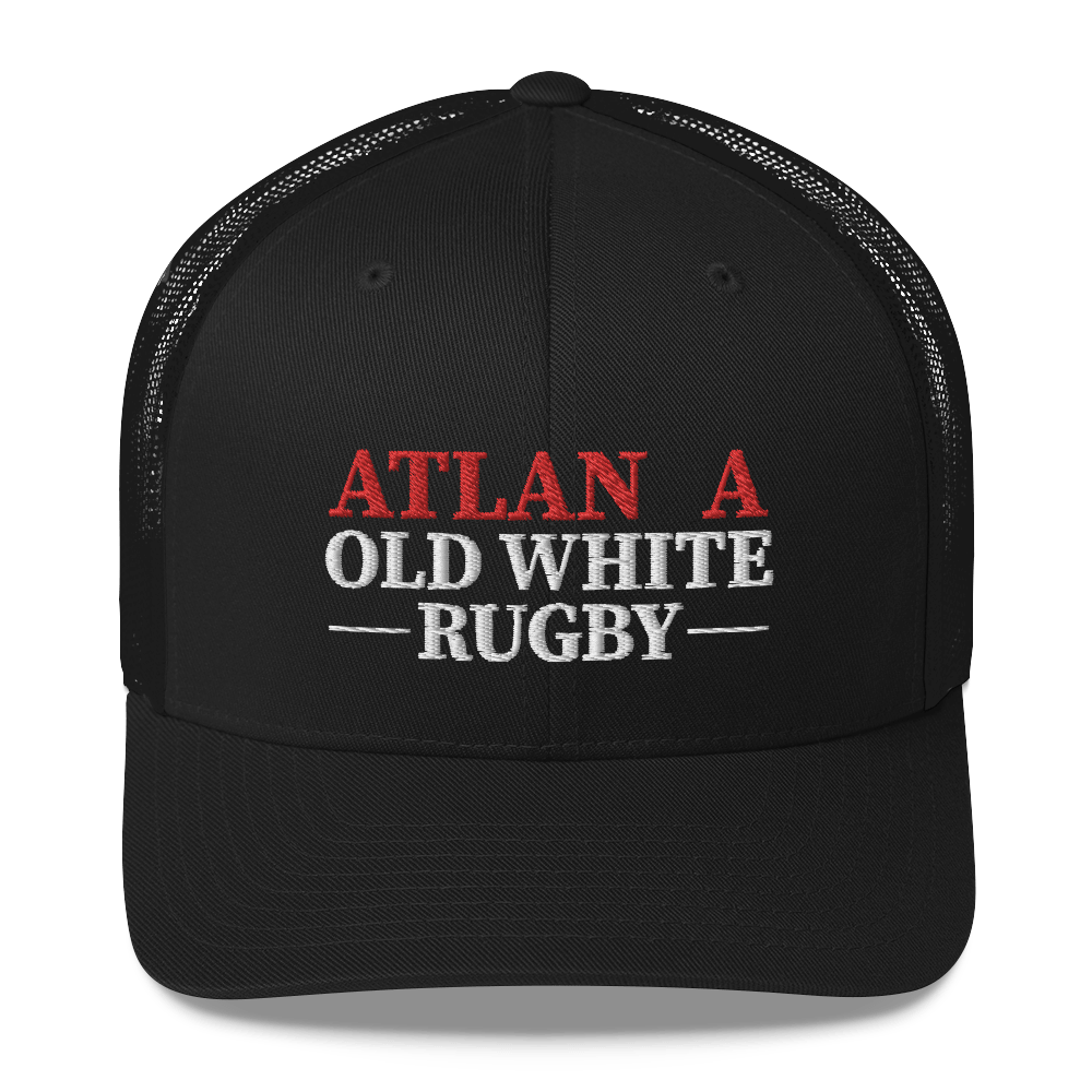 Atlanta Old White Rugby Club Classic Trucker Cap