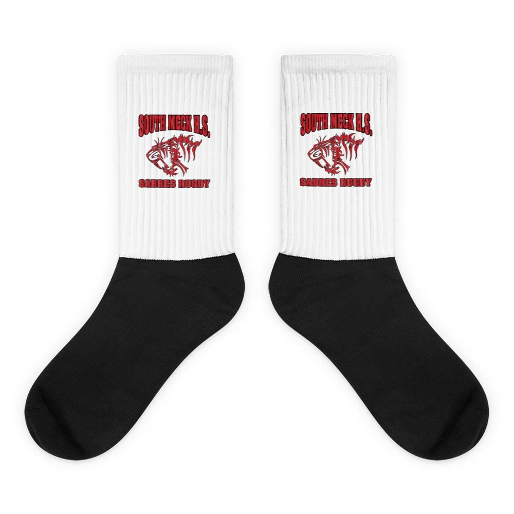 South Mecklenburg High School Socks