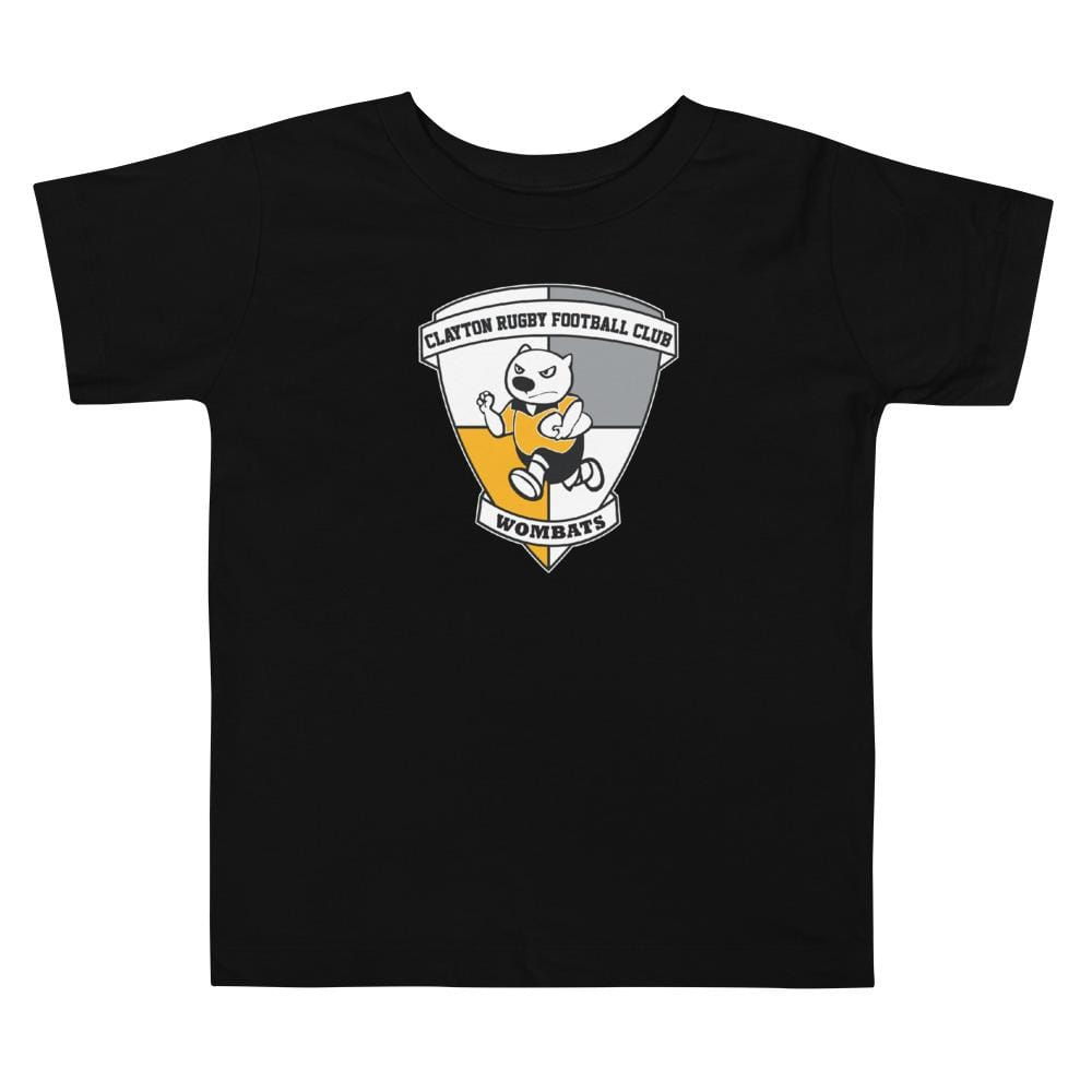 Clayton Wombats Toddler Short Sleeve Tee