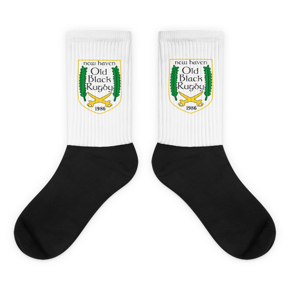 New Haven Rugby Socks