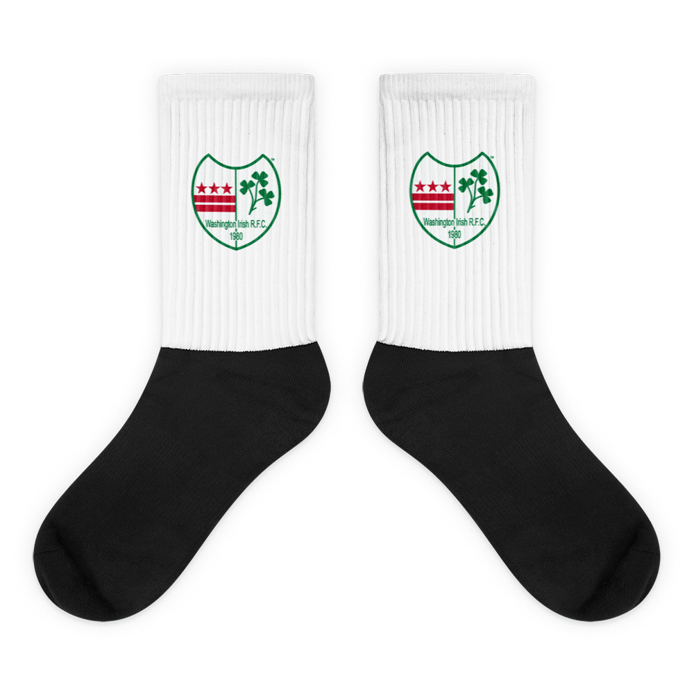 Washington Irish Rugby Socks