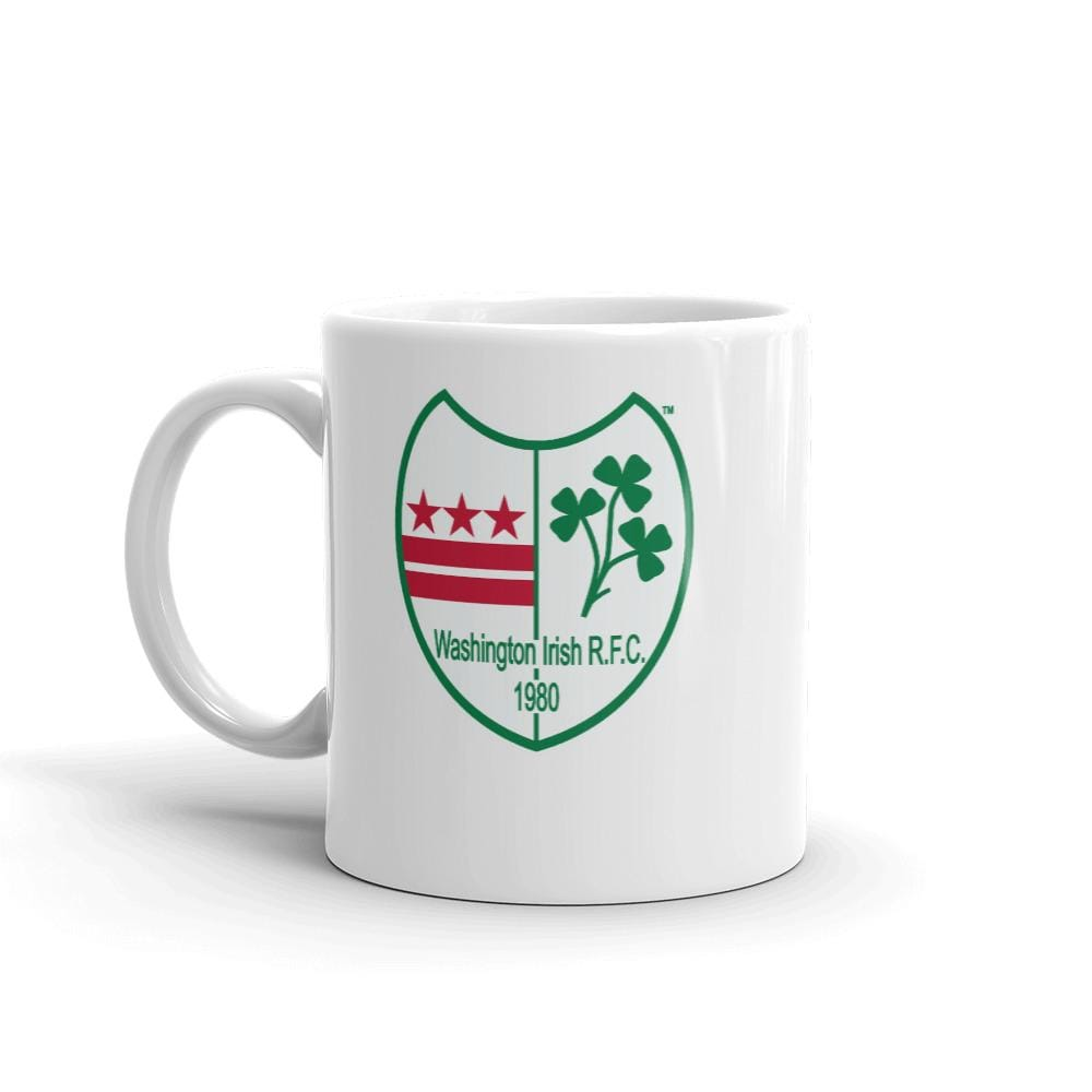 Washington Irish Rugby Rugby Mug