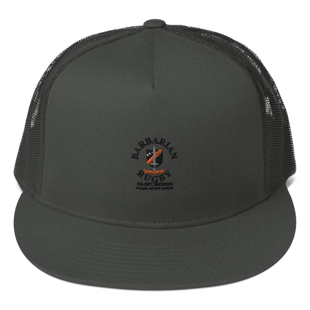 Tri City Barbarians Mesh Back Snapback