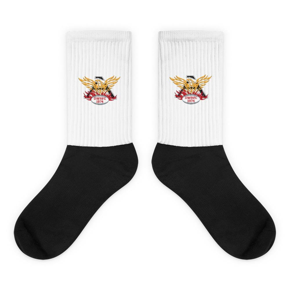 Atlanta Old White Rugby Club TV Socks