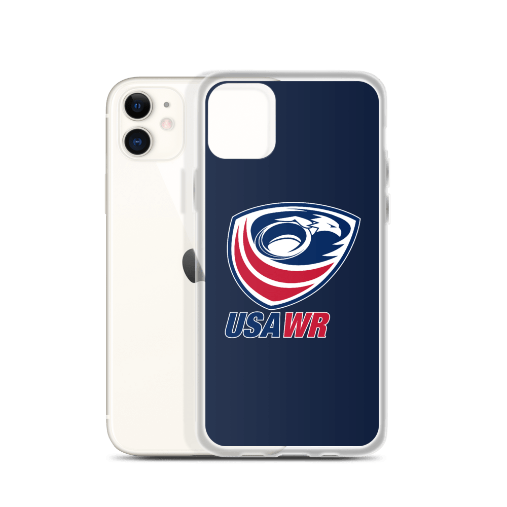 USA Wheelchair Rugby iPhone Case