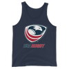 USA Rugby Unisex Bingtang Singlet Navy