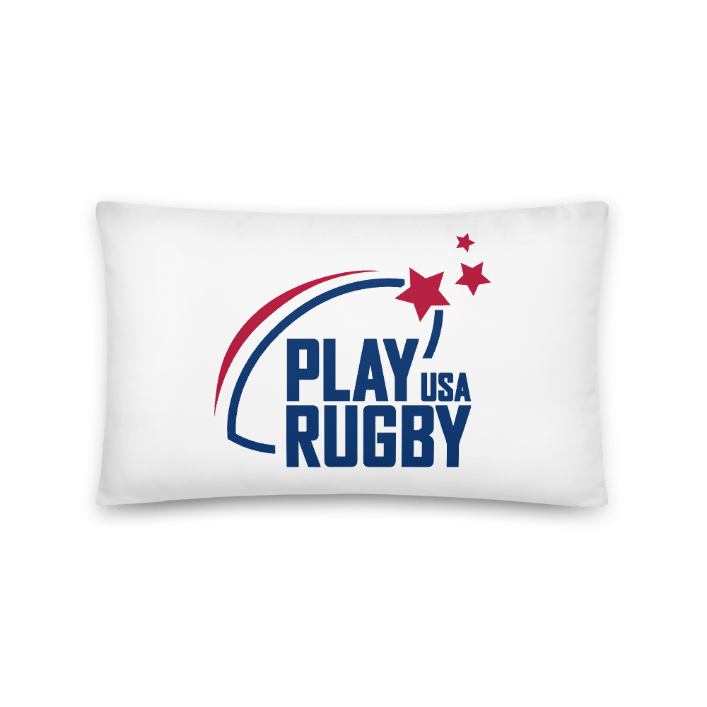 Play Rugby Basic Pillow